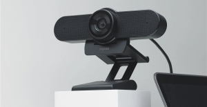 Webcam 4K Rapoo C500 siêu sắc nét, học online, họp trực tuyến
